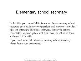elementaryschoolsecretary 140625110900 phpapp02 thumbnail 4 jpg cb u003d1403694570