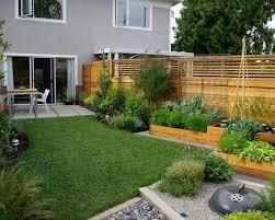 Small Home Garden Design Magnificent Ideas Contemporary Landscape