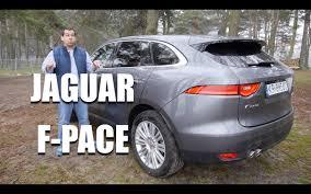 jaguar xf czy lexus gs jaguar f pace pl test i pierwsza jazda próbna youtube