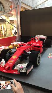 ferrari f1 lego came across this in milan lego f1 car formula1