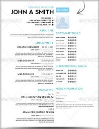 Example One Page Resume One Page Resume Sample Resume Format For Fresh Graduates One Page
