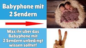 babyphone für 2 kinderzimmer babyphone mit 2 sendern was ihr über das babyphone mit zwei