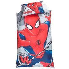 Spiderman Double Duvet Marvel Duvet Cover Ebay