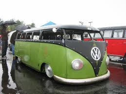 custom volkswagen bus vw bus chopped u0026 slammed lowrider chopped and lowered roo u2026 flickr