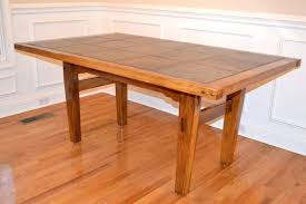 custom made dining room tables handmade oak dining furniture handmade dining tables texas