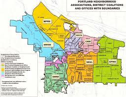 Neighborhood Map Of San Francisco by How To Date Portland U0027s Neighborhoods Before You Fall In Love