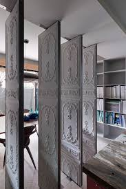 residential room dividers interior charming living room decoration using sliding glass