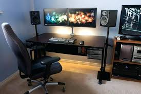 Corner Desk Computer Workstation Dual Computer Desk Corner Desk White Dual Computer Desk Large