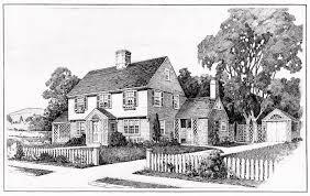 old design shop free digital image vintage house illustration