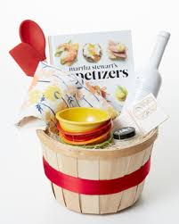 kitchen basket ideas gift basket ideas for the baker on your list martha stewart
