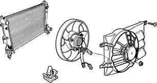 2005 jeep liberty radiator fan repair guides engine fan electric engine fan autozone com