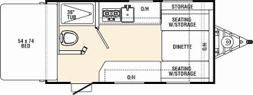 prowler camper floor plans rv floor plans beautiful clipper ultra lite travel trailer
