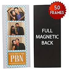 photo booth picture frames 100 magnetic photo booth frames for 2 x 6 photo