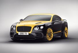 bentley yellow bentley releases a two tone limited edition to mark its entry in