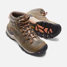 womens boots keen keen gypsum ii mid wp womens boots cornstock gold coral tentworld