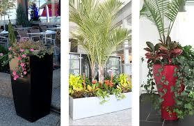 greenville planters large pot planters u2013 landscape design