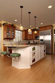 White Knotty Alder Cabinets Affordable Custom Cabinets Showroom