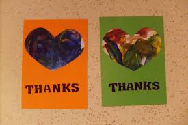 cheap thank you cards toddler to do cheap and easy thank you cards