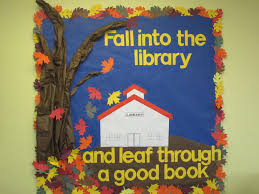 lorri s school library fall thanksgiving back to school