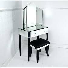Modern White Vanity Table Mirror Small Table U2013 Designlee Me
