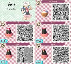animal crossing new leaf qr code hairstyle pictures on ac new leaf hairstyles shoulder length hairstyles