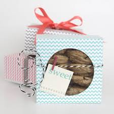 cookie box favors wrap it up 30 cookie wrappers to buy or diy brit co