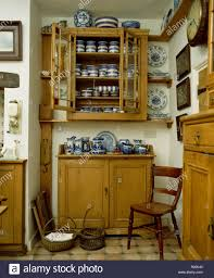 kitchen wall cabinets vintage vintage kitchens high resolution stock photography and