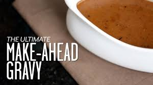 the best make ahead gravy southern living