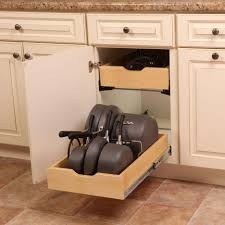 Under Cabinet Shelving by Pantry Storage Baskets Easy View Cabinet Organizers Kitchen