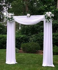 wedding arches to rent tulle decorated wedding arches any of days rental items