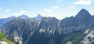 Dolomites Italy Map by Dolomites Wikipedia