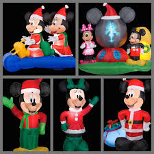 my disney life fun find holiday inflatable fun mickey and