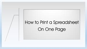 Print Spreadsheet How To Print Excel Sheet On One Page Exceldemy Com