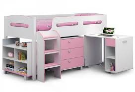 Julian Bowen Bunk Bed Julian Bowen Kimbo Bunk Bed Blue Or Pink Separate Chest