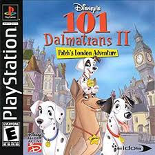 amazon 101 dalmatians ii patch u0027s london adventure video games