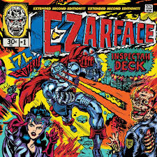 themed photo albums comic book themed hip hop trio czarface returns for second album