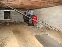 underpin a crawl space wall for a small addition doityourself