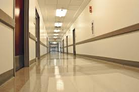 strides made in healthcare flooring materials offer greater design