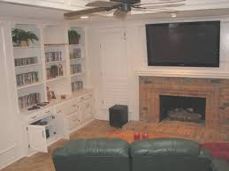 fireplace hang tv above brick fireplace can you hang a tv above