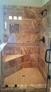 bathroom remodel chaco canyon porcelain tile antique glazed
