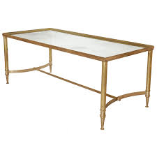 Mirror Glass Coffee Table by French Vintage Brass And Mirror Coffee Table Mirrored Coffee