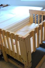 Convertible Baby Crib Plans by Diy Baby Crib Projects Free Plans U0026 Instructions Project Free
