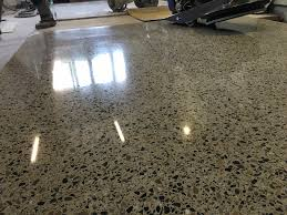 Concrete Floor Sweeping Compound by Lavina Floor Polished Concrete