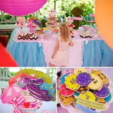Alice In Wonderland Decoration Ideas Best Kids U0027 Birthday Party Ideas Popsugar Moms