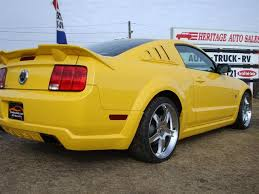 2005 ford mustang roush 2005 ford mustang gt roush stage 1 envision auto calgary