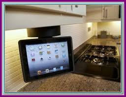 under cabinet mount tv for kitchen appealing kitchen best under cabinet tv mount ideas pics of style