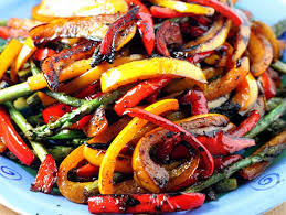 Oven Roasted Root Vegetables Balsamic - balsamic grilled veggies ooooooooo and i just bought lots of