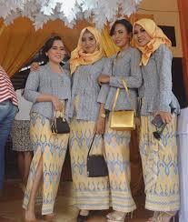 model baju kebaya muslim 25 inspirasi model baju kebaya muslim elegan dan modern