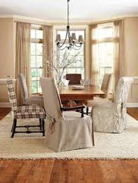 Slip Covers For Dining Room Chairs Dining Chair Slip Covers Slip Cover Genius Pinterest Dining