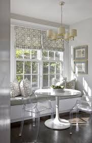 Window Seat In Dining Room - space saving kitchen nook design with window seat and storage